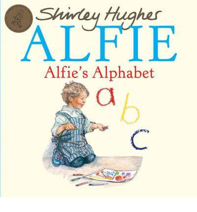 Red Fox Alfie Collection - Alfie's Alphabet