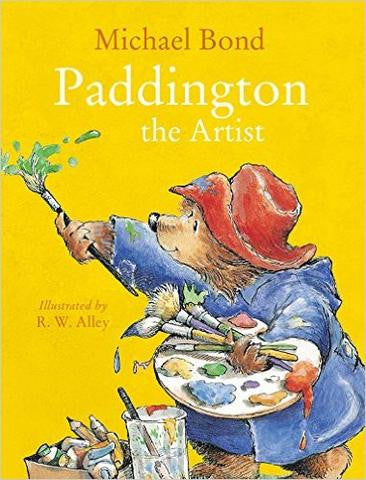 HarperCollins Paddington Bear 10 Books Collection - Paddington at the Artist