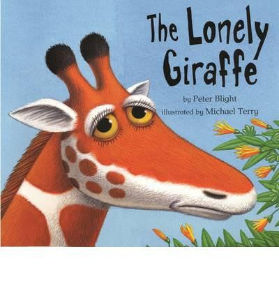 Bloomsbury Animal Fun Picture Book Collection - The Lonely Giraffe