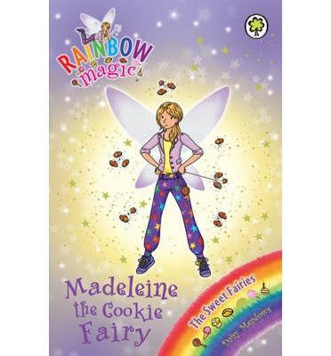 Hachette Children's Group Rainbow Magic Series 18-20 Collection - Madeleine the Cookie Fairy