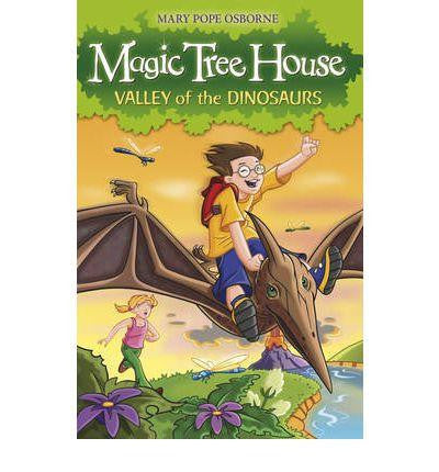 Red Fox Magic Tree House Collection - Valley of the Dinosaurs