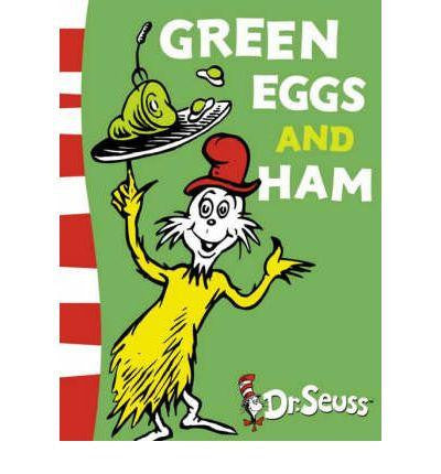 HarperCollins A Classic Case of Dr. Seuss - Green Eggs and Ham