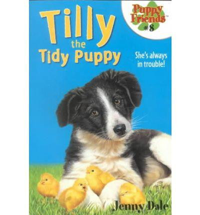 Macmillan Puppy Tales Collection - Tilly the Tidy Puppy