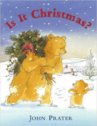 Red Fox Christmas Picture Book Collection - Is It Christmas