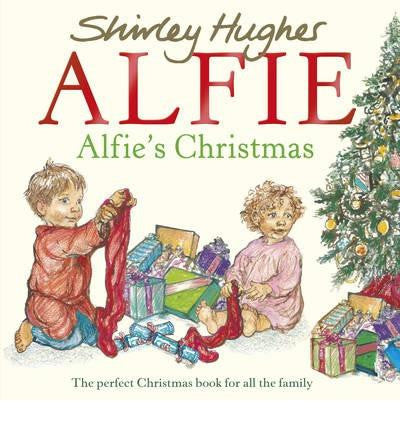 Red Fox Christmas Picture Book Collection - Alfie's Christmas