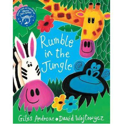 Orchard Mad About Animals! Collection - Rumble in the Jungle