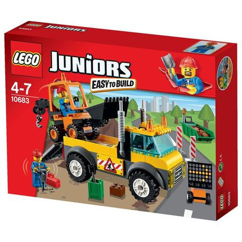 LEGO 10683 Juniors Road Work Truck
