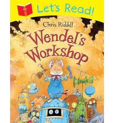 Macmillan Let's Read! Collection - Wendal's Workshop