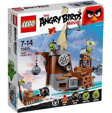 LEGO The Angry Birds Movie 75825 Piggy Pirate Ship