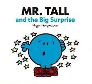 Egmont Mr. Men & Little Miss Story Collection: Mr Tall and the Big Surprise