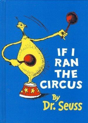 HarperCollins The Wonderful World of Dr. Seuss 20 Book - If I Ran the Circus