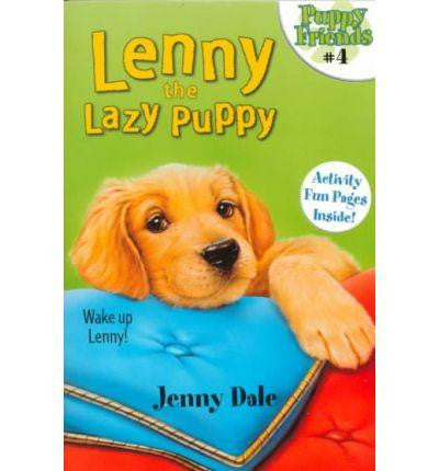 Macmillan Puppy Tales Collection - Lenny the Lazy Puppy