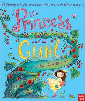 Nosy Crow The Princess and the Peas Collection - The Princess and the Giant