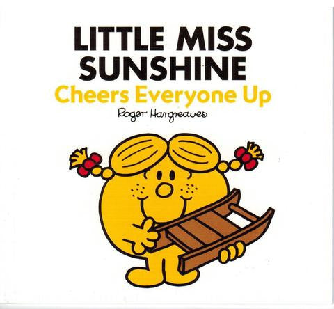 Egmont Mr. Men & Little Miss Story Collection: Little Miss Sunshine Cheers Everyone Up