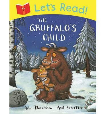 Macmillan Let's Read! Collection - The Gruffalo's Child