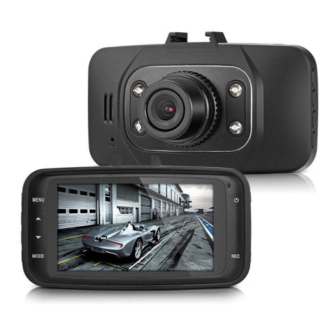"2.7"" 1080P HD Car DVR Vehicle Camera Video Recorder G-sensor Dash Cam"