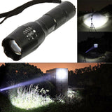 Ultrafire 2000 Lumen CREE XML T6 LED Flashlight 18650 Focus Zoomable Torch Light