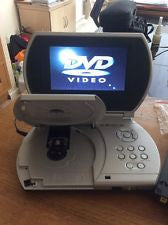 Portable In Car DVD Player