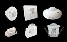 Occupancy Sensor PIR Motion Light Switch Ceiling Recessed Wall or Microwave