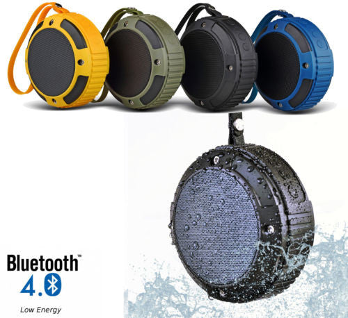 Bluetooth Speaker Mini SUPER BASS Portable For Smartphone Tablet PC