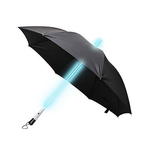 Cool Blade Runner Light Saber LED Flash Light Umbrella Like Star Wars Sci Fi