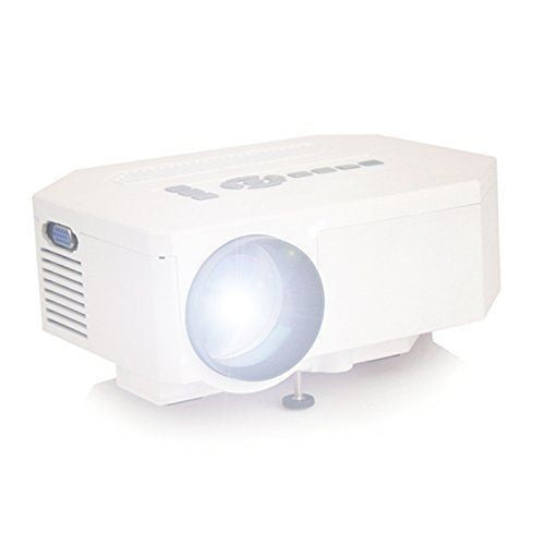 M3 Multimedia Mini Home Theater Cinema LCD LED 3D Video Projector Full