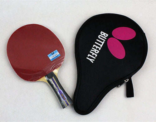 Butterfly TBC703 Table Tennis Ping Pong Racket Paddle Bat Blade Shakehand FL