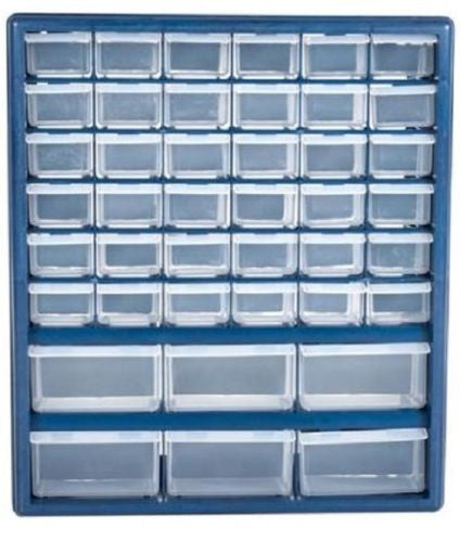 Compartment Storage Box Organizer Plastic Case Jewerly Bead 42 Drawer Stalwar
