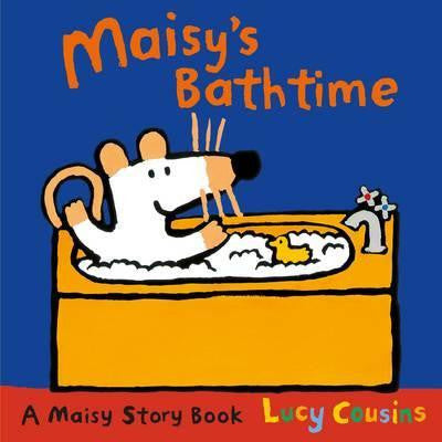 Walker Books Maisy Mouse Loves Collection: Maisy's Bathtime