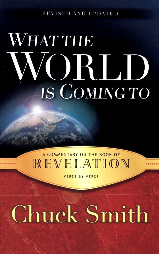 COMMENTARY on the BOOK of REVELATION VERSE by VERSE bible new testament