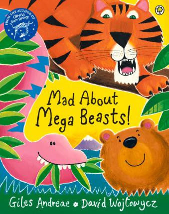 Orchard Mad About Animals! Collection - Mad About Mega Beasts!