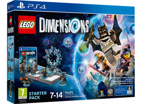 LEGO 71171 LEGO Dimensions Starter Pack PS4