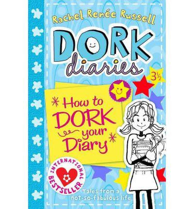 Simon & Schuster Dork Diaries Collection - 3 1/2: How To Dork Your Diary