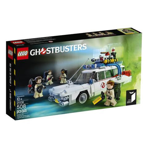 LEGO 21108 Exclusive Ghostbusters Ecto-1