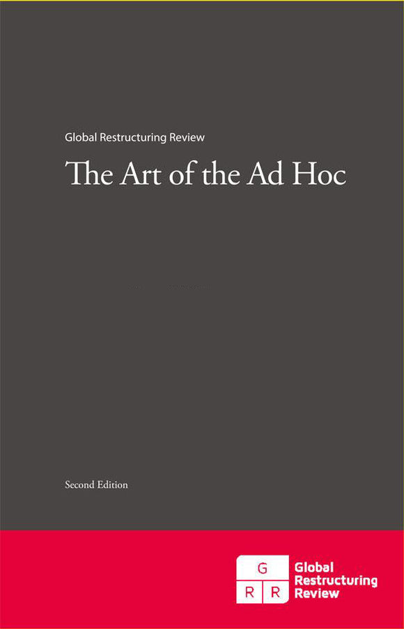 The Art of the Ad Hoc - Edition 2