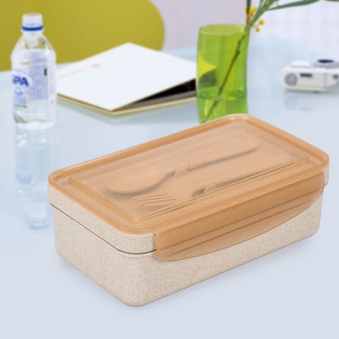 Wheat Fiber Lunch Box 1100ml