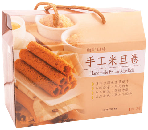 Brown Rice Roll (Coffee)