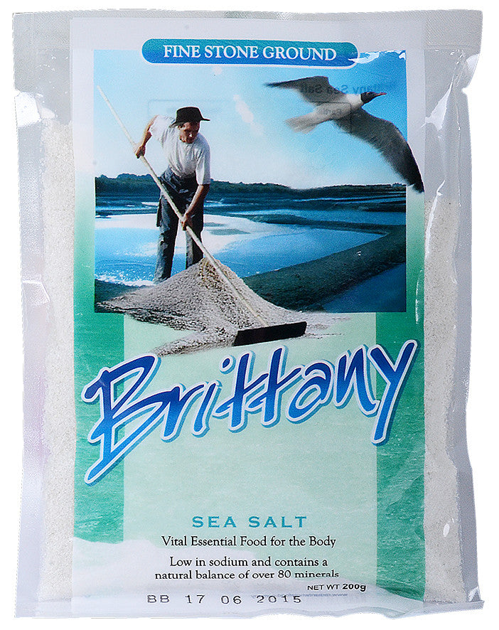 Brittany Fine Sea Salt