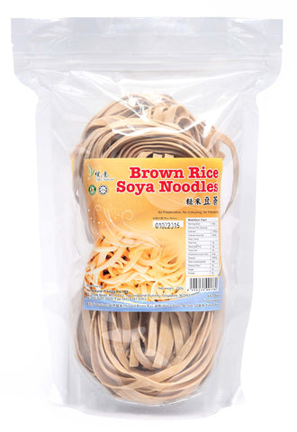 Brown Rice Soya Noodles