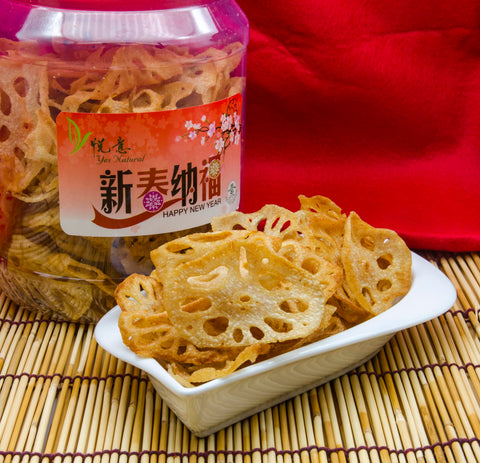 Lotus Root Cookies