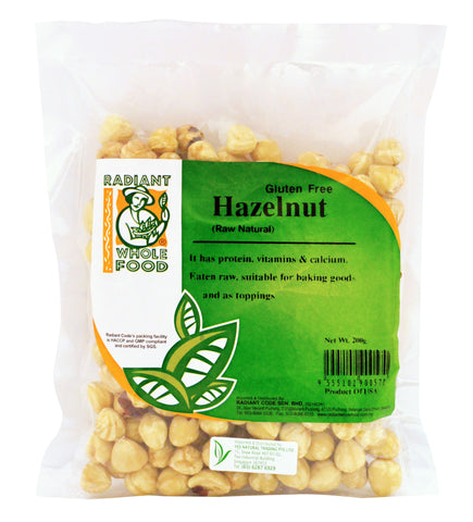 Natural Hazelnut