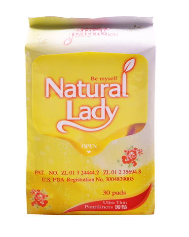 Natural Lady Ultra Thin Panty Liners