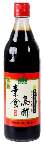 Vegetarian Black Vinegar 6ooml