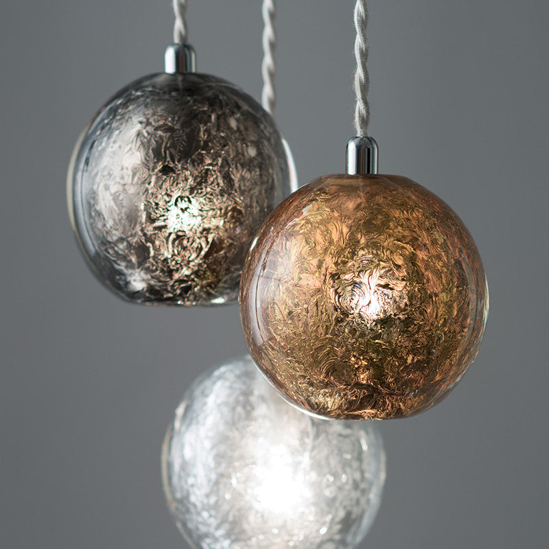 Crystal Balls Lighting