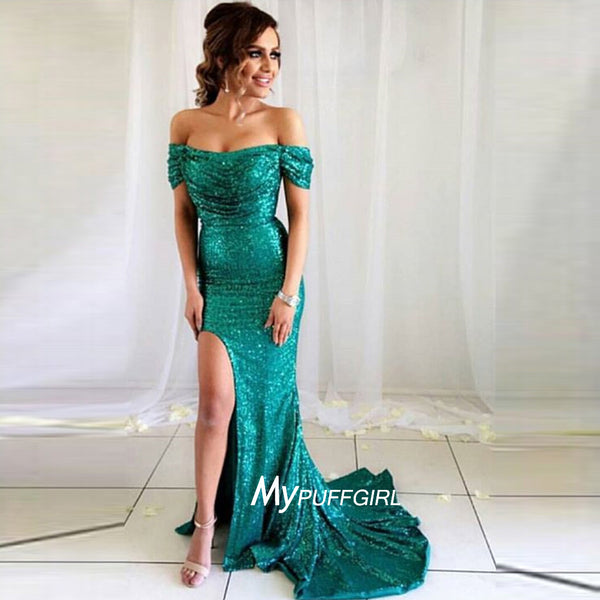 Fitted Ball Gowns