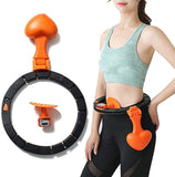 Detachable Smart Hula Hoop For Adults And Kids With Auto Counting Portable Hoola Hoops For Home Workout