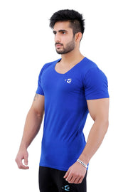 Fitwolf Skew Neck T-shirt
