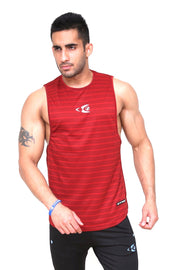 Fitwolf Atlas Deep Tank - Cornell Red
