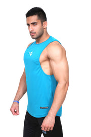 Fitwolf Atom Deep Tank - Turquoise Blue