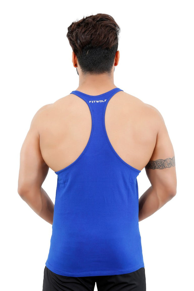 Fitwolf Classic Stringer - Blue